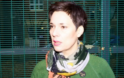 Guarda: Laetitia Sadier Source Ensemble, Love Captive
