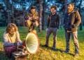 Ascolta in anteprima il nuovo album de Le Capre a Sonagli
