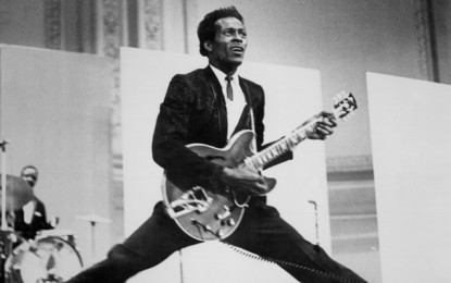 È morto Chuck Berry