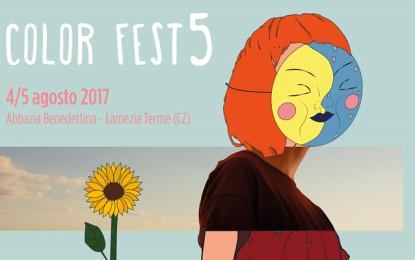 È partito il countdown per il Color Fest a Lamezia Terme