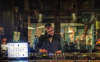 Intervista: Fabio De Luca (The Tuesday Tapes) + 30 canzoni x Rumore