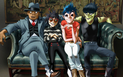 Ascolta: Gorillaz, Let Me Out (feat. Pusha T & Mavis Staples)