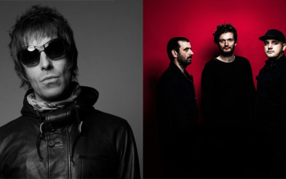 Liam Gallagher e Moderat all'Home Festival di Treviso