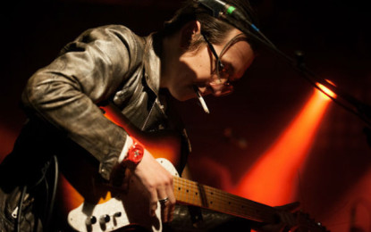 Micah P. Hinson in Italia assieme ai Sunday Morning