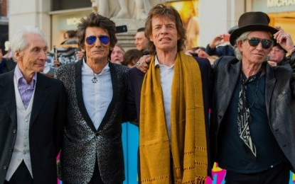 Rolling Stones: Olé Olé Olé! il 10 aprile al cinema