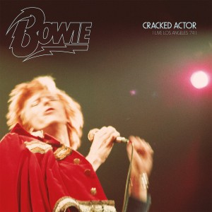 David Bowie - cracked actor