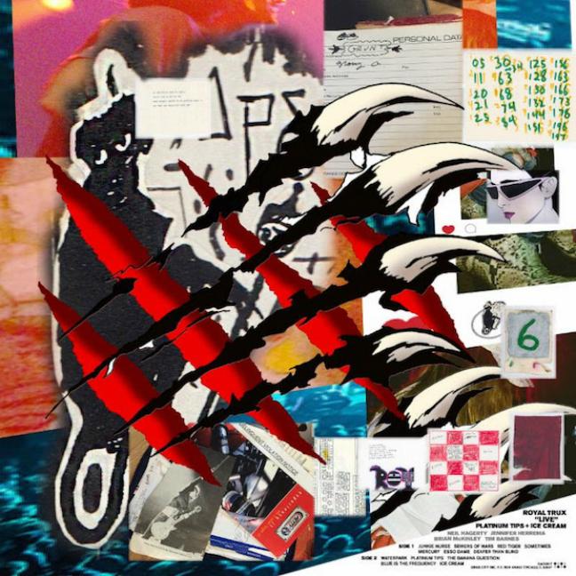 Royal Trux album cover 648