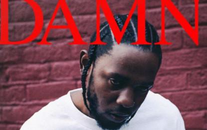 DAMN. è il nuovo album di Kendrick Lamar
