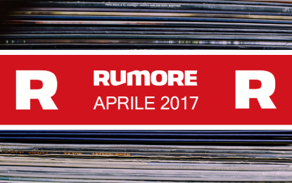 I 20 dischi più attesi di aprile 2017