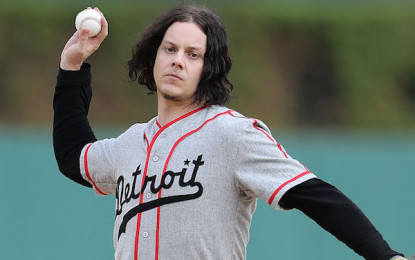 Ascolta: Jack White, Battle Cry