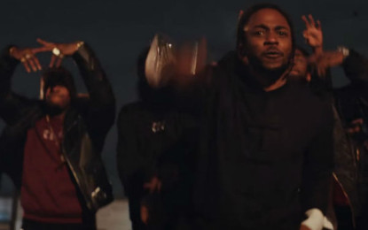 Guarda: Kendrick Lamar, DNA.