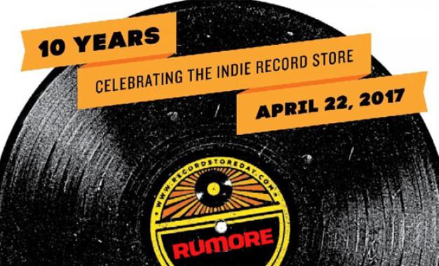 Le 10 uscite inedite più attese del Record Store Day 2017