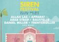 I primi nomi del Vasto Siren Festival 2017
