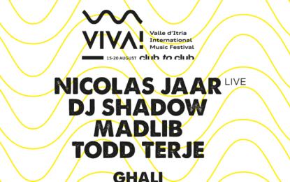 I nomi del VIVA Festival 2017