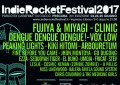 La line up dell'IndieRocket Festival 2017