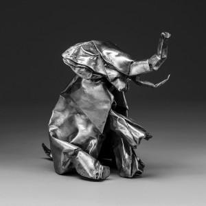 JLIN_Black Origami