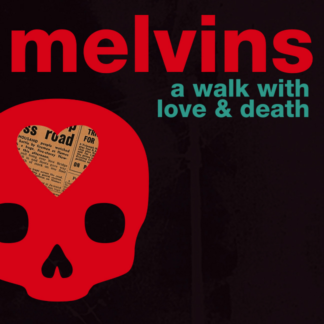 Melvins album cover 648