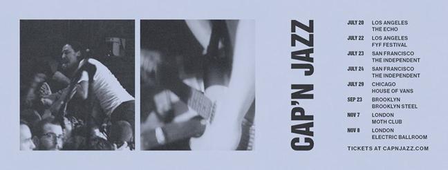 capn jazz concerti