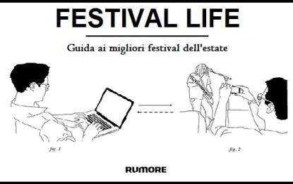 FESTIVAL LIFE – Guida ai migliori festival dell'estate 2017