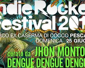 IndieRocket Festival: il programma dell'ultima giornata a Pescara