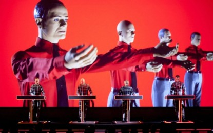 I Kraftwerk dal vivo alle OGR di Torino