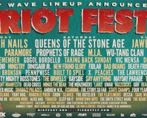 Contest: Vinci due biglietti per il Riot Fest di Chicago