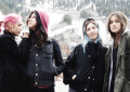 Le Warpaint annunciano un nuovo photo book