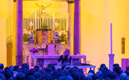 Live Report: William Basinski @ Chiesa di Santa Maria Annunciata in Chiesa Rossa, Milano