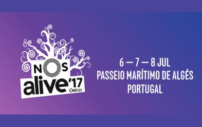 Tutti i dettagli di NOS Alive 2017, a Lisbona
