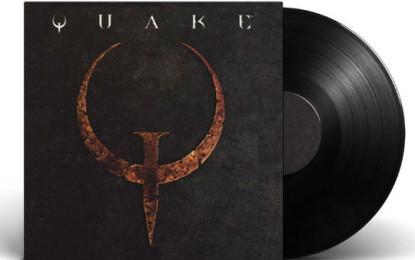 La colonna sonora di Quake targata Trent Reznor arriva in vinile