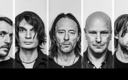 Il concerto dei Radiohead in streaming