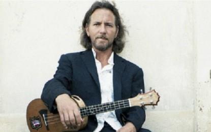 Eddie Vedder ricorda l'amico Chris Cornell