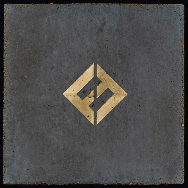foo fighters concrete gold album cover