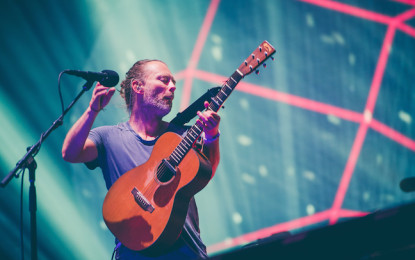 Le foto dei Radiohead all'I-Days di Monza – 16/06/2017