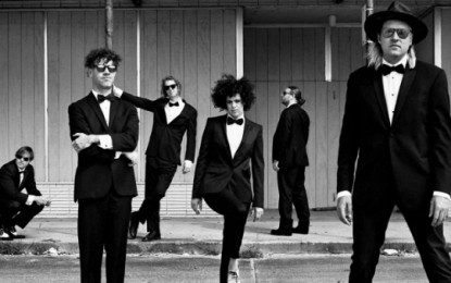 Guarda: Arcade Fire, Electric Blue