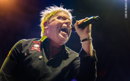 Le foto degli Offspring al Collisioni Festival