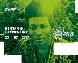 Contest: Vinci quattro biglietti per Benjamin Clementine al Locus Festival