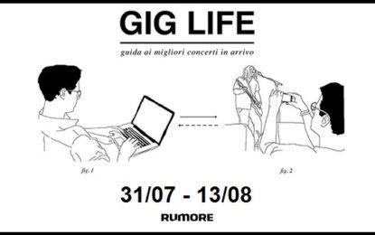 GIG LIFE: Guida ai migliori concerti in arrivo (31/07 – 13/08)