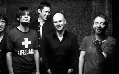 Radiohead: due nuovi libri di spartiti per chitarra