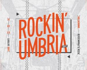 I dettagli di Rockin' Umbria e dell'Italian Party di To Lose La Track