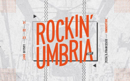 I dettagli di Rockin' Umbria e dell'Italian Party di To Lose La Track
