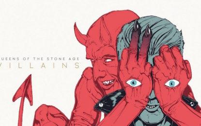 Ascolta il nuovo album dei Queens Of The Stone Age