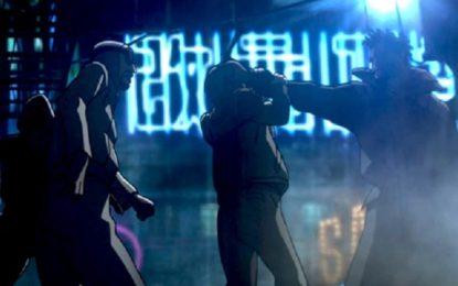 Guarda Blade Runner Black Out 2022, con la colonna sonora di Flying Lotus