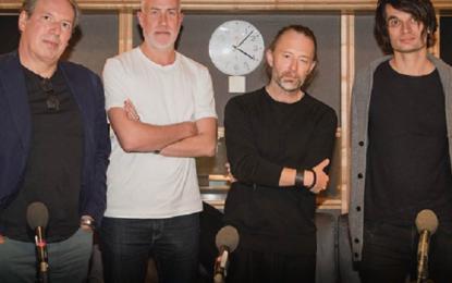 Ascolta: Radiohead & Hans Zimmer, (Ocean) Bloom