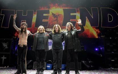 Black Sabbath The End of The End: al cinema il concerto dell'addio