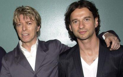 Guarda l'omaggio dei Depeche Mode a David Bowie per i 40 anni di Heroes