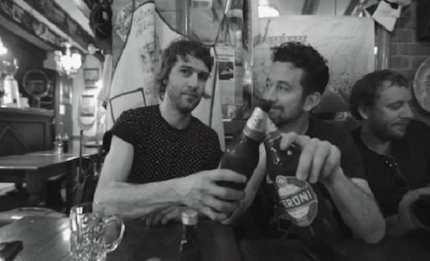 Guarda: Japandroids, North East South West