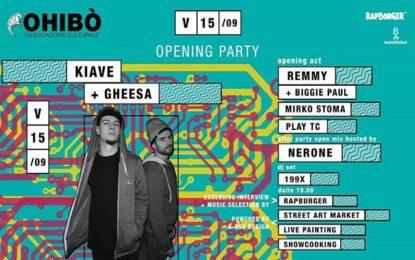 Contest: vinci due biglietti per il live di Kiave + Gheesa al Circolo Ohibò di Milano
