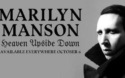 Marilyn Manson, il nuovo album e il singolo