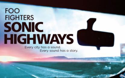 Nella settimana dell'uscita del nuovo album dei Foo Fighters, Rai5 trasmette Sonic Highways